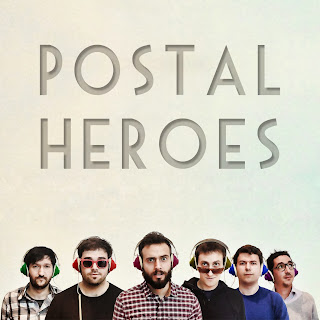 Postal Heroes portada disco