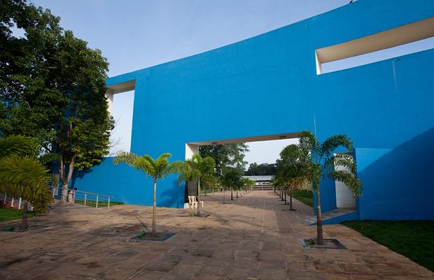 Architecture of Freedom Park Freedom Park Bangalore