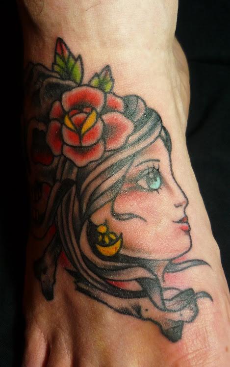 tattoo a Fu
