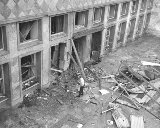 Ulrike Meinhof y la Fraccion del Ejercio Rojo Raf+7