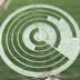 Crop Circle da fecha de posible avistamiento OVNI