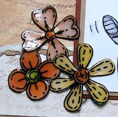 Meljens digi flowers
