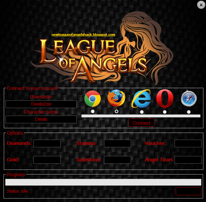 league of angels 2 hack free download