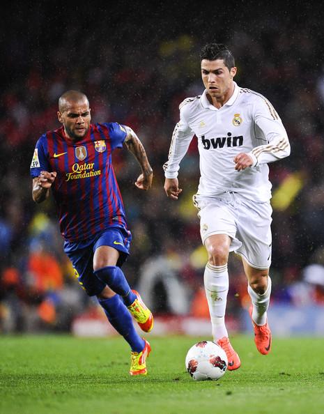 FC Barcelona vs Real Madrid Ronaldo