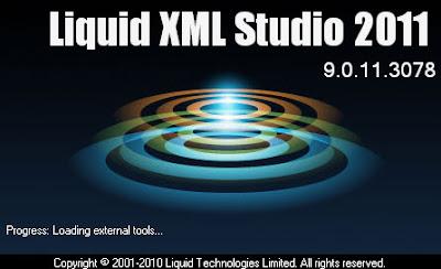 Liquid XML Studio 2011 9.0.11.3078