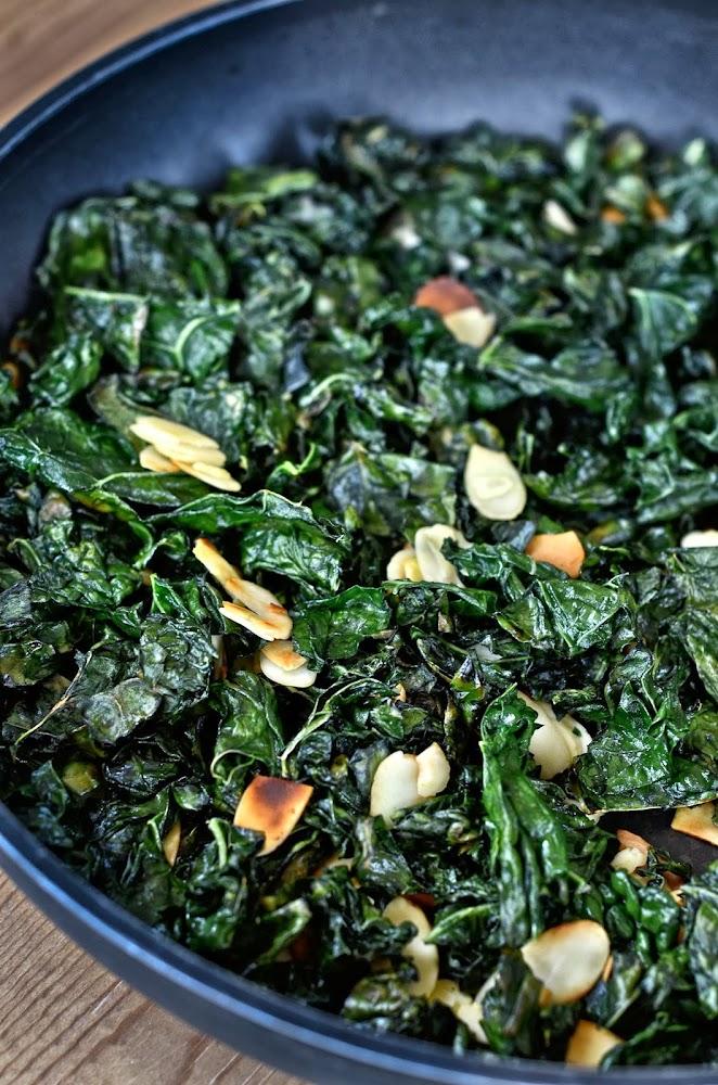 Sauté de Kale