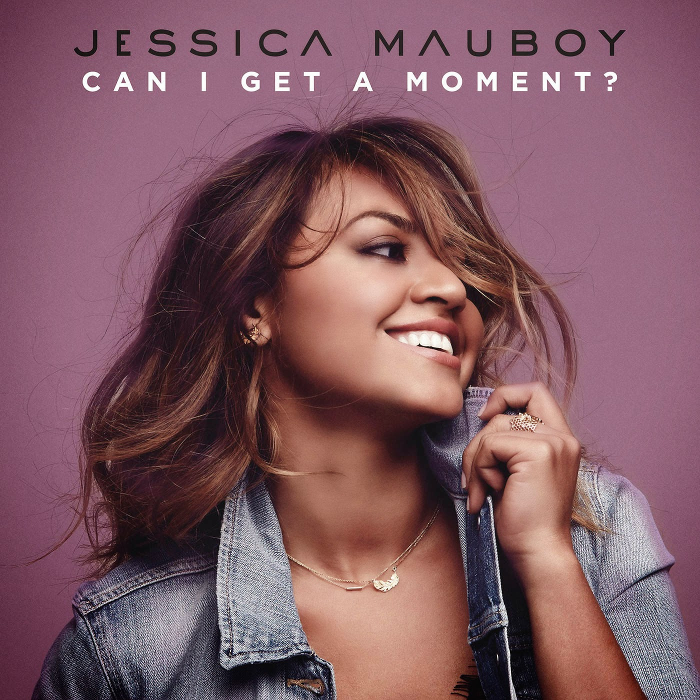 Jessica Mauboy - Can I Get A Moment? - Single Cover