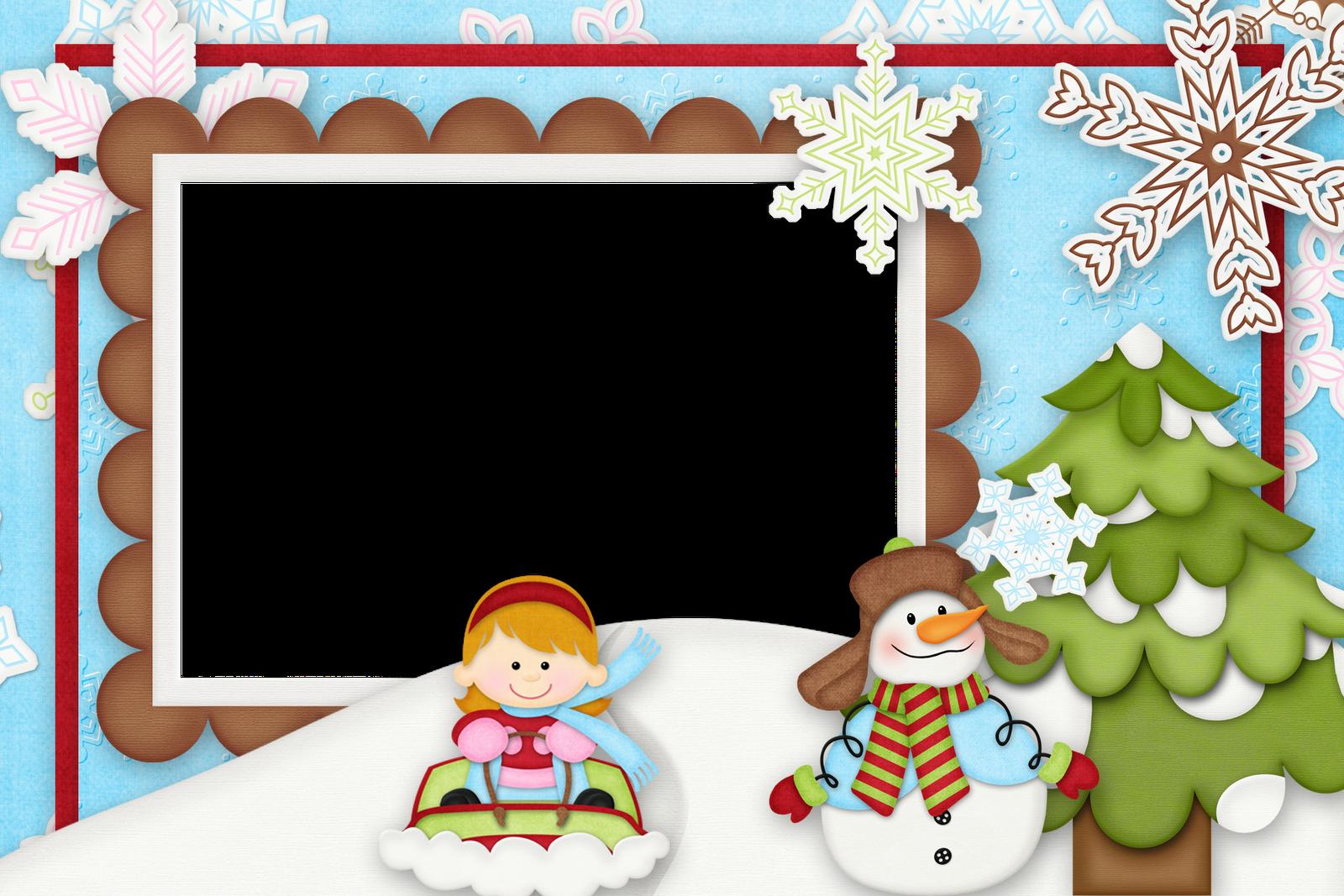 marcos gratis para fotos feliza navidad marcos infantiles