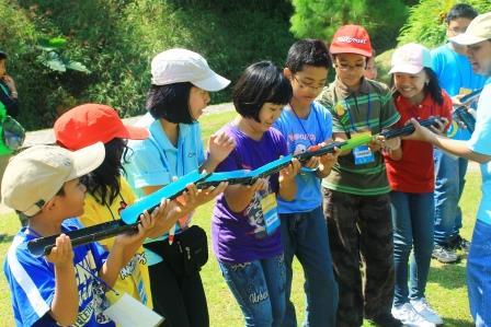 Outbound Anak - Anak di Bogor