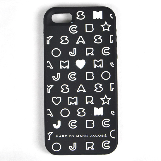 Marc Jacobs Silicone iPhone Case