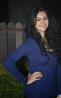 Actress Kamna Jethmalani Picture Gallery in Jeans at AIINA Women Awards 2014 Curtain Raiser 45