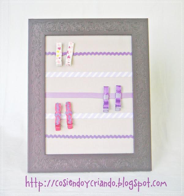 organizer frame