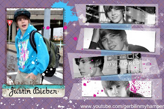 Justin Bieber Desktop Wallpapers