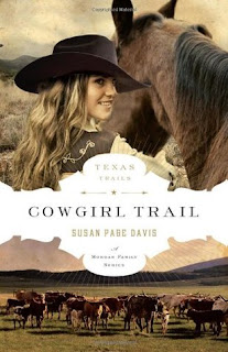 Heidi Reads... Cowgirl Trail by Susan Page Davis