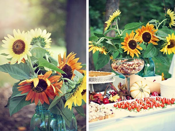meghan henry designs rustic fall baby shower