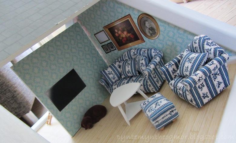 diy dukkehus møbler