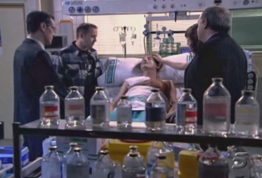Posible muerte de Charlie en el final de 'El Comisario', de Telecinco