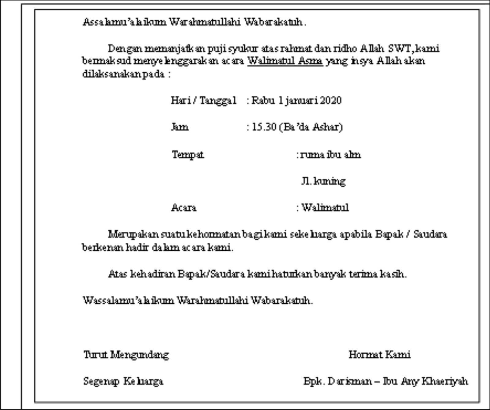 1600 x 1338 · 375 kB · png, Cara Membuat Undangan Tasyakuran