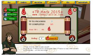 Cheat TP Talent Point Ninja Saga Permanent Terbaru