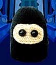 http://www.ravelry.com/patterns/library/knobby-the-ninja