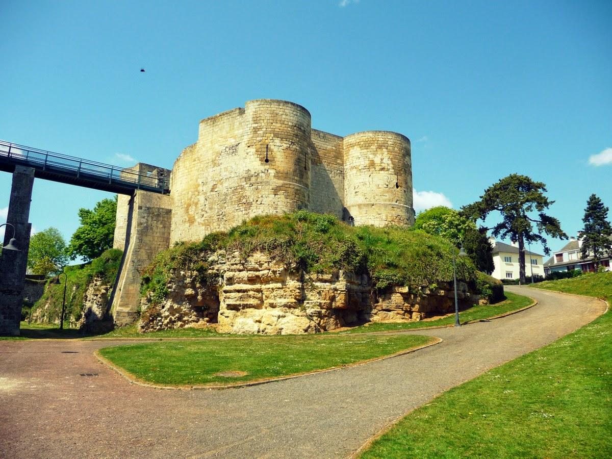 Château de Caen - Guillaume le Conquérant