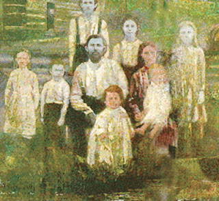 [informasi] Manusia Berkulit Biru Misteri Atau Genetik