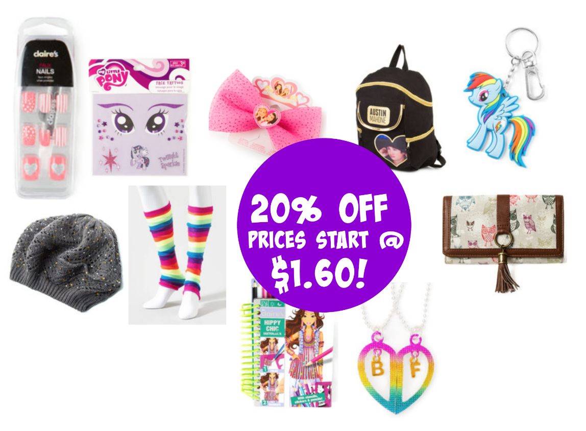 http://www.thebinderladies.com/2014/11/claires-20-off-sitewide-awesome.html#.VGGRNYfduyM