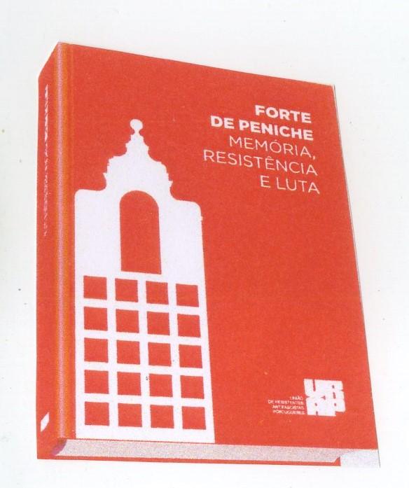 """APRESENTAÇÃO DO LIVRO """"FORTE DE PENICHE - MEMÓRIA, RESISTÊNCIA E LUTA  DA URAP"""
