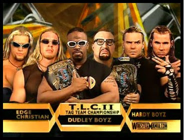Dudley Boyz & Hardy Boyz | IGN Boards