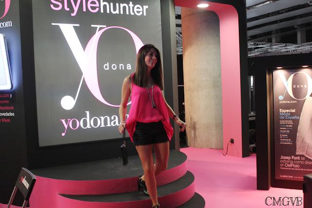 diana dazzling, fashion blogger, fashion, blog,  cmgvb, como me gusta vivir bien, MBFW, backstage, YoDona, style hunter