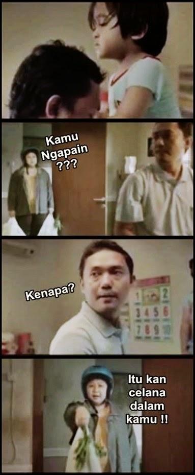 bukan gambar meme Indonesia diatas?. Selain itu ada juga artikel lucu