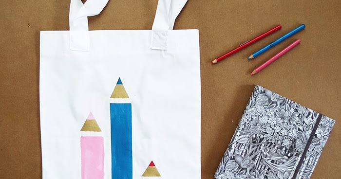 Diy tote bag ohoh blog diy and crafts - How To Sew A Simple Tote Bag Ohoh Blog Diy And Crafts
