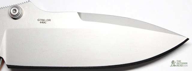 Ganzo G704 - View Of Blade 1