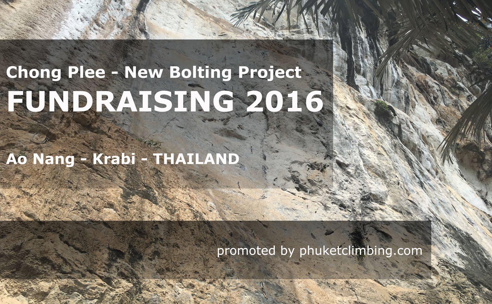 Chong Plee - FUNDRAISING