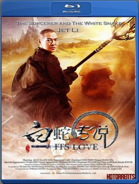 The Sorcerer And The White Snake 2011 720p BDRip XviD AC3-ViSiON