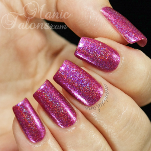 Glam Polish Twilight Echoes Swatch