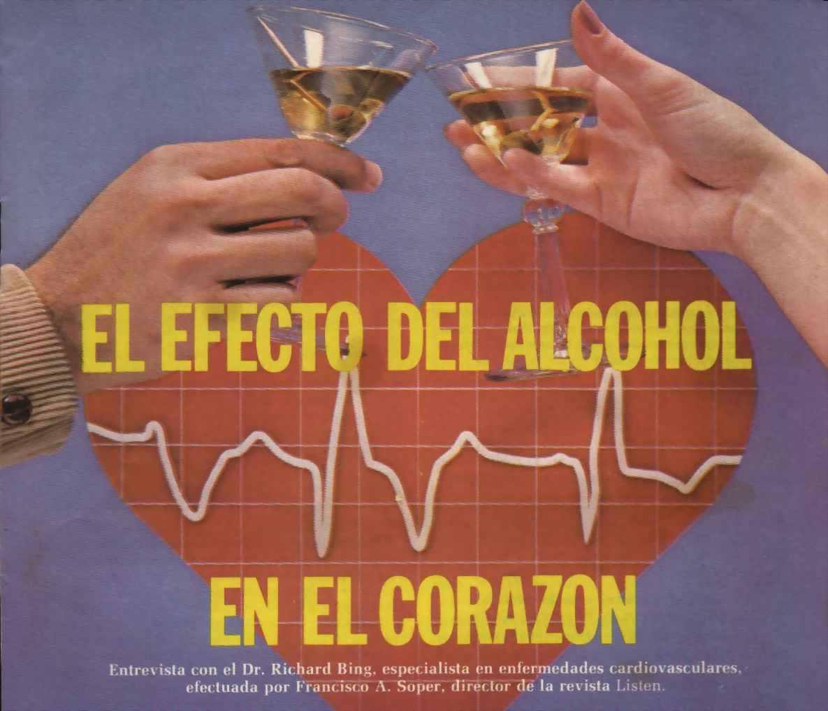 Los pies tumefactos al alcoholismo