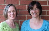 Jodie & Adrienne, buurinnen