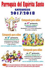 Catequesis infantil 17-18