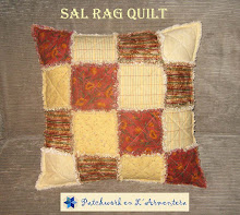 SAL RAG QUILT