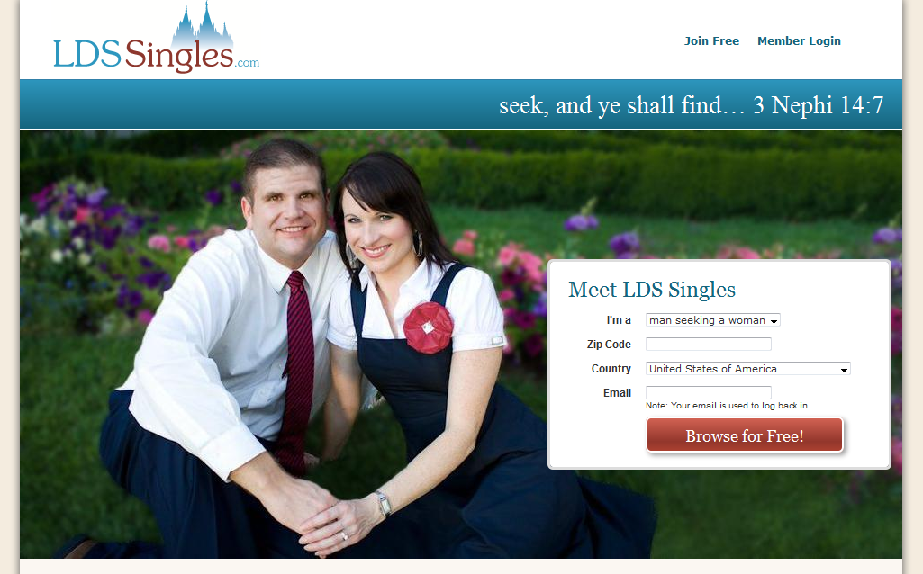Lds singles dating online