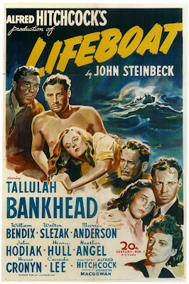 Watch Lifeboat 1944 Hollywood Movie Online | Lifeboat 1944 Hollywood Movie Poster
