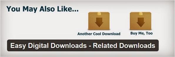 EDD related downloads plugin