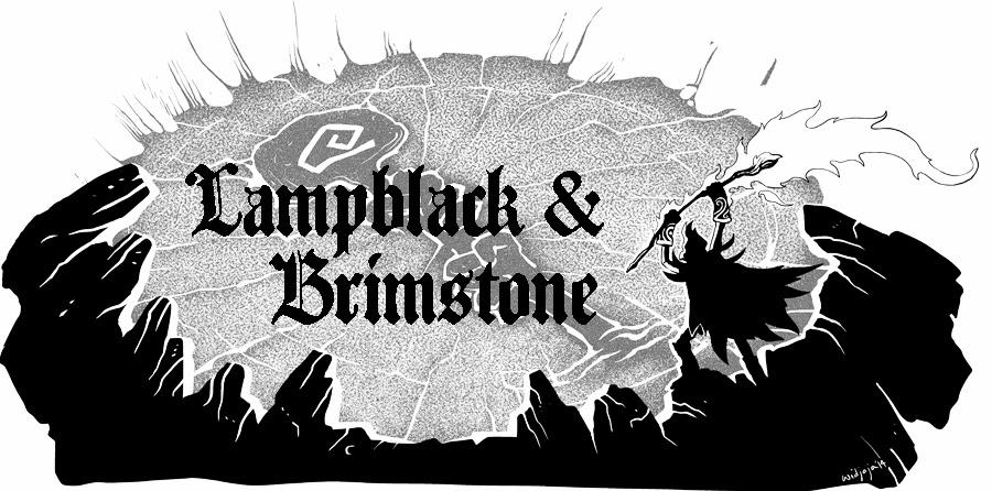 Lampblack & Brimstone
