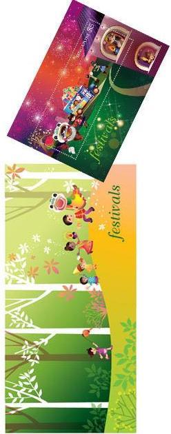Festivals 2012 - Collectors' Sheet