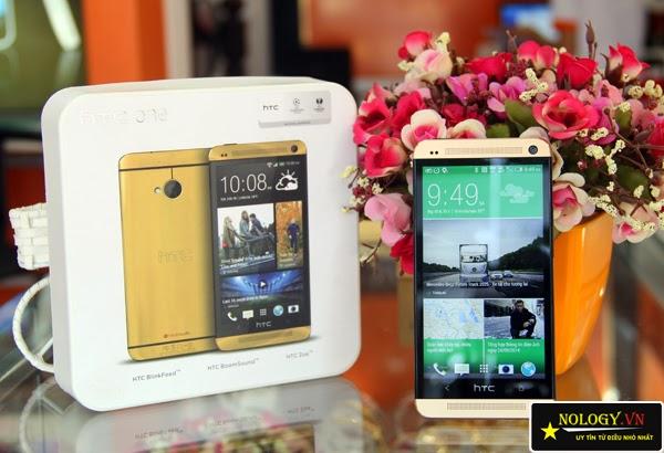 Đánh giá về HTC One Gold