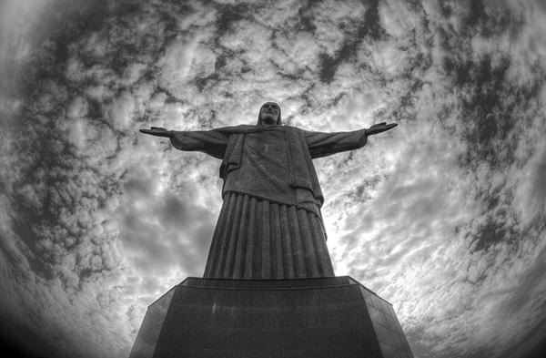 Statuie Iisus