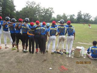 Kejohanan Sofbol MSS Kelantan 18TKKB 2013