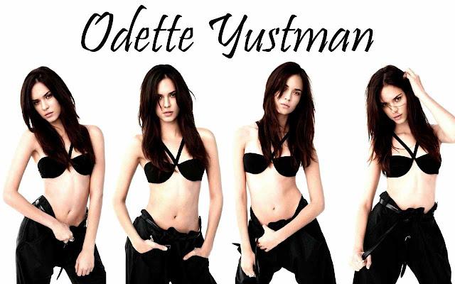 Actress Odette Yustman