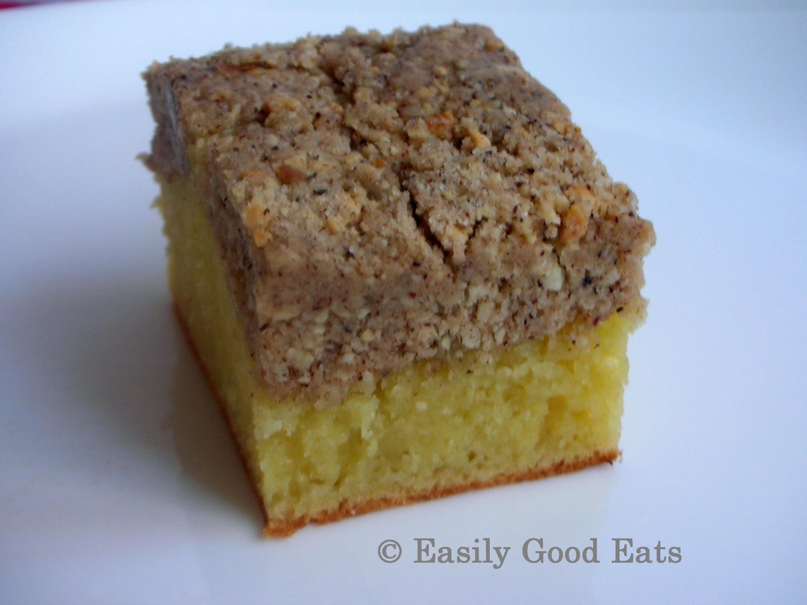 Almond, Orange Cake With Spiked Orange Sauce Recipe — Dishmaps